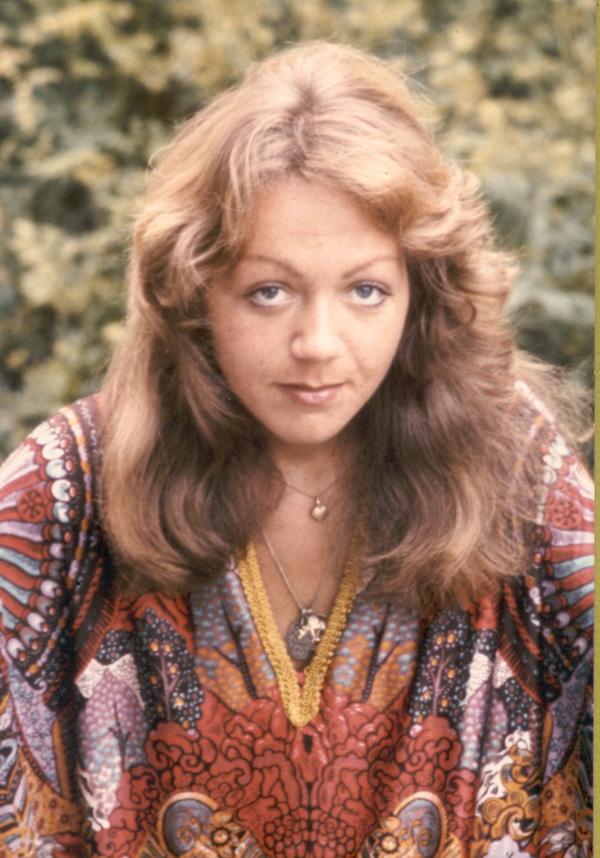 1974 - Vero a 24 ans