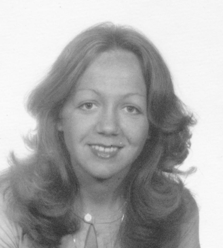 1978 - Véro a 28 ans